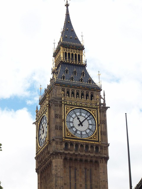App Screen Big Ben - Torre Reloj Londres | Flickr - Photo Sharing!