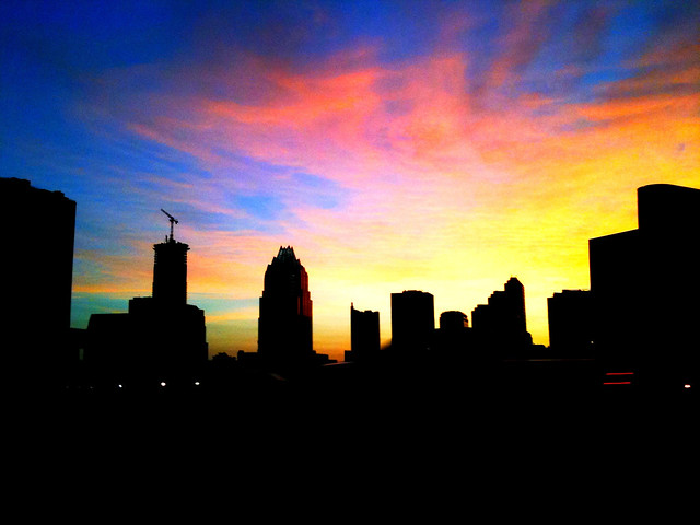 Sports Wallpapers Hd Austin Skyline Flickr Photo Sharing