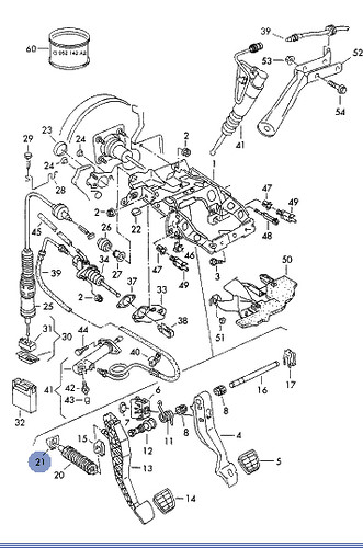vw golf 3 1995 wiring diagrams