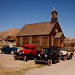 Old Cars in Bodie