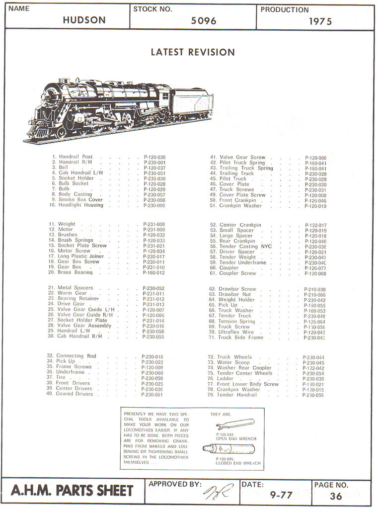 model steam engine diagrams