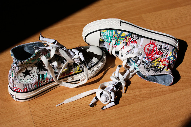 Converse 1 - Stormtroopers 0