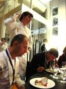 Araxi's James Walt introduces his dish...