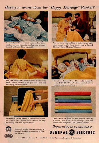 """""""The Happy Marriage Blanket"""""""