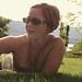 Heidi Noble of JoieFarm taking it easy