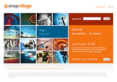 SnapVillage Homepage