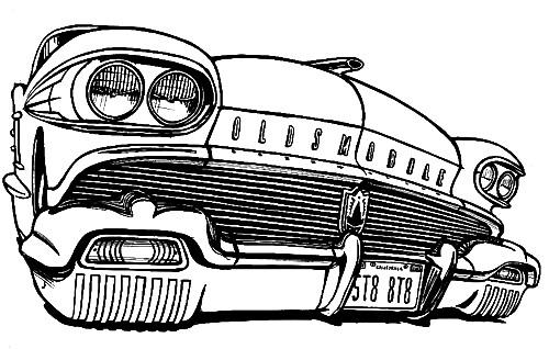 schaltplang 1959 ford 500
