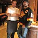 Co-proprietors | chef Chris Irving and bar manager Jay Jones