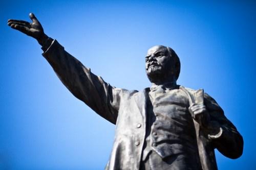 Statue of Lenin; Memento Park, Budapest