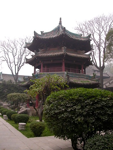 The Great Mosque in Xi'an