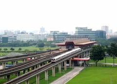Singapore MRT  新加坡地铁