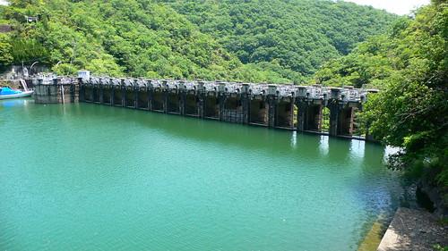 Sengari Dam / 千苅貯水池