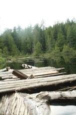 Secret Lake, West Vancouver BC