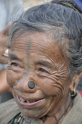 APATANI TRIBE PEOPLE IN ZIRO ARUNACHAL PRADESH (141)