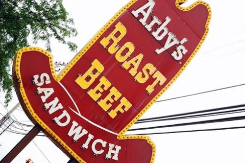 Arby's Roast Beef Sandwich