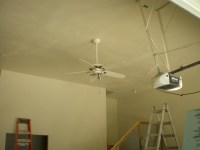 20090829 - Garage ceiling fan | Flickr - Photo Sharing!