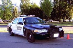 Issaquah WA Police Car - (Public Domain)