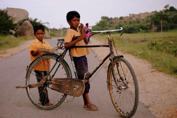 Vida de Bicicletas en la India 4258719921 eb94952074 b