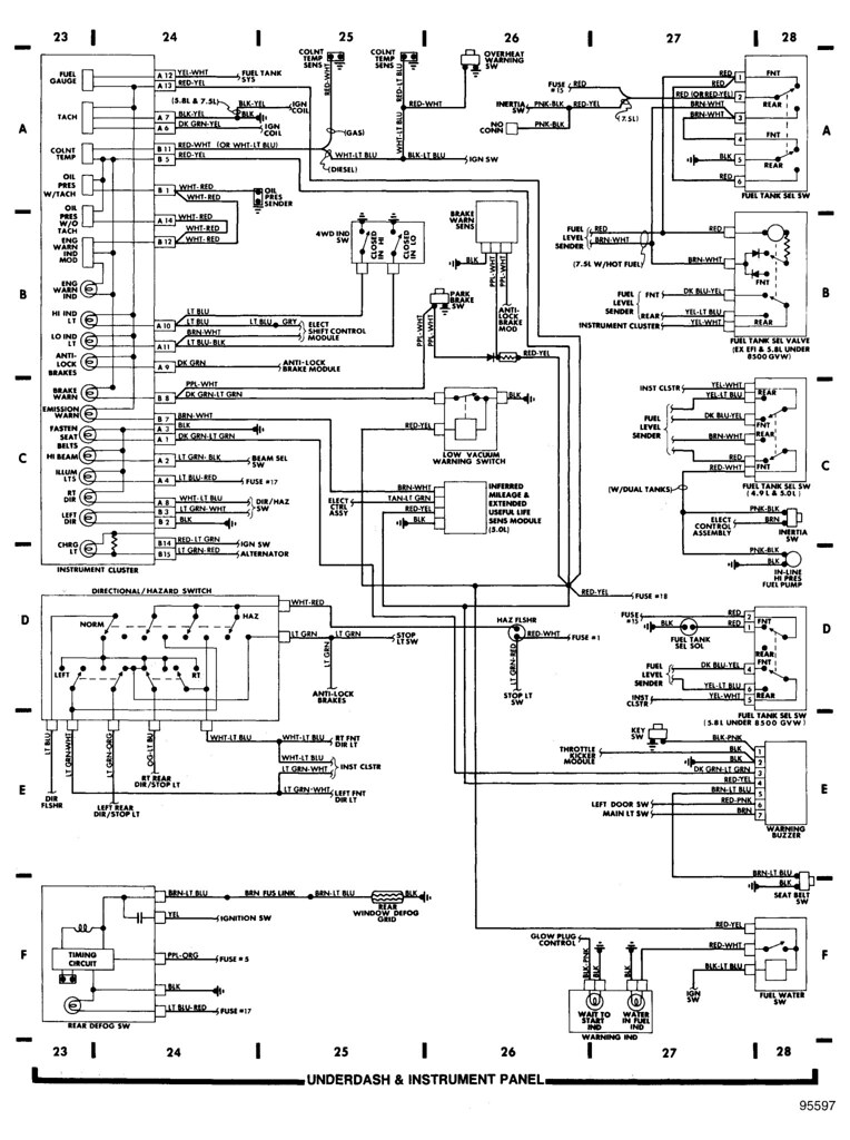 1996 saturn sl2 wiring schematic