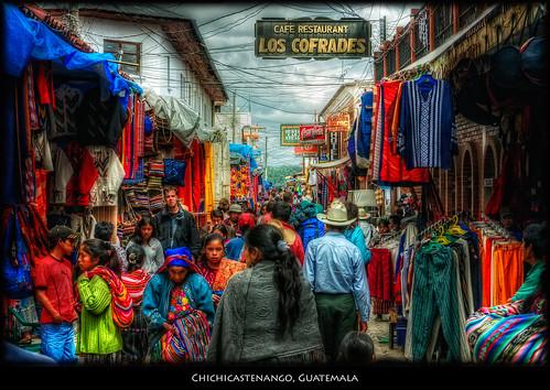 Chichicastenango Market, Guatemala by szeke
