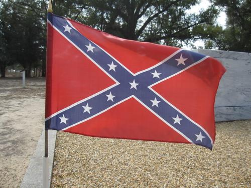 Confederate Flag in Biloxi