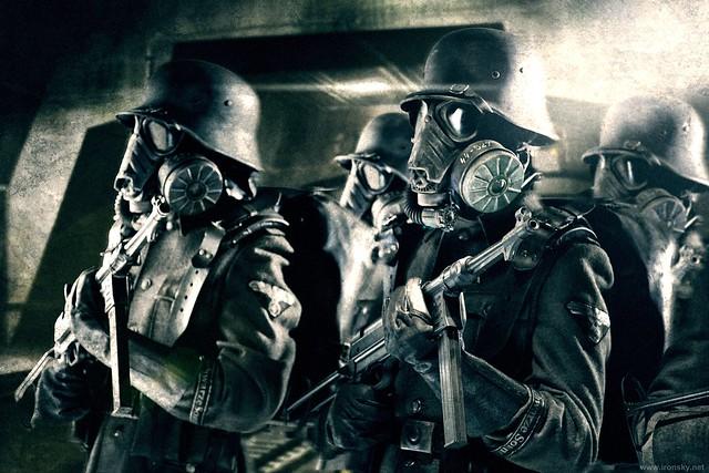 Moon Nazi Troopers
