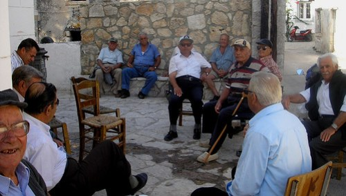 Zakynthian elders