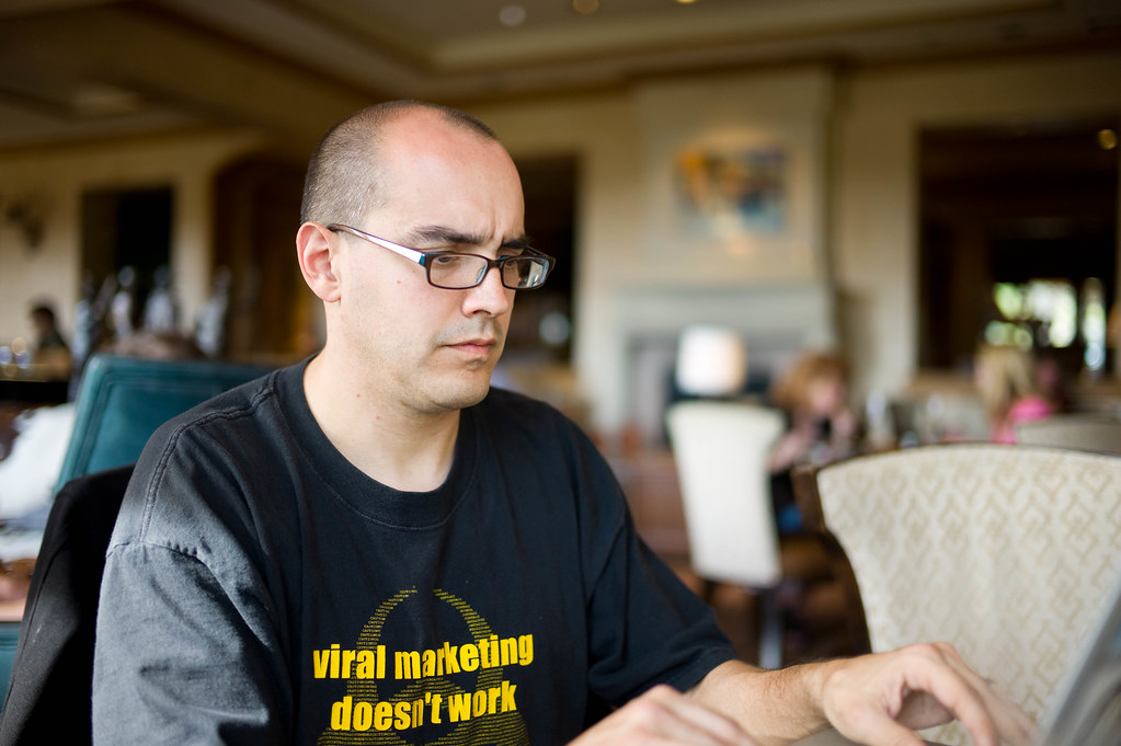 Dave McClure Joi Ito Flickr