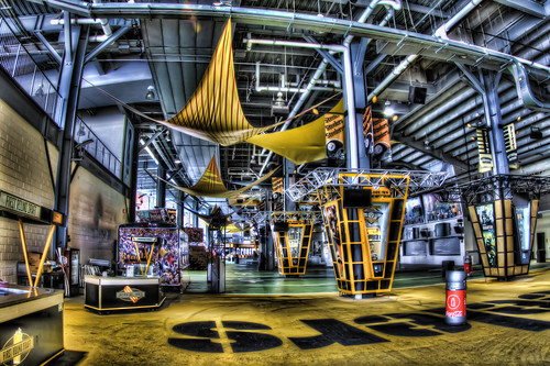 Hd Wallpaper Of World Coca Cola Great Hall Heinz Field Attendance For The 65