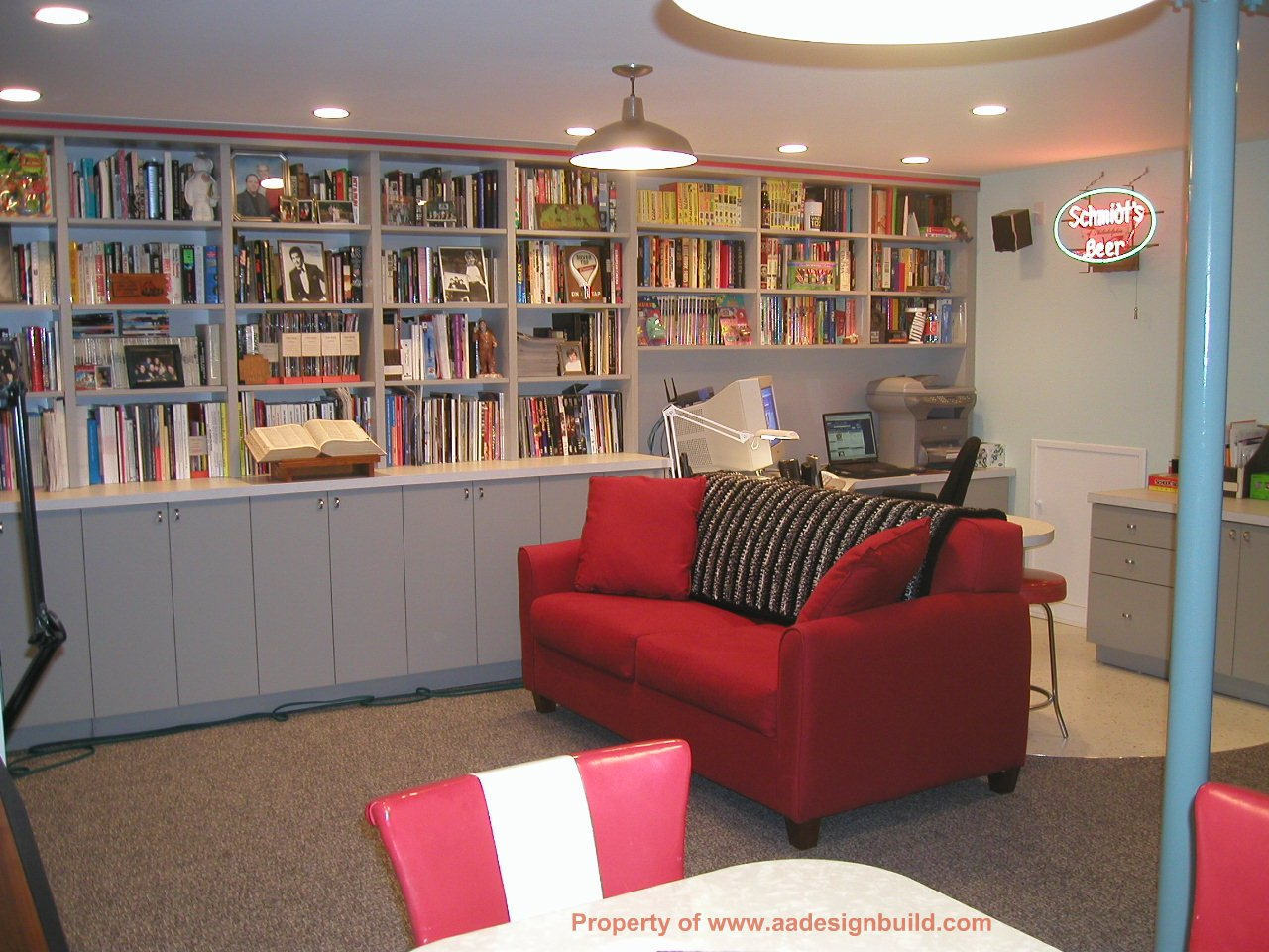 Basement Offices Ideas Basement Office Design Interior Decorating Accessories