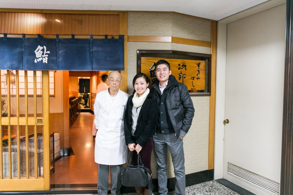 Japan's National Treasure, Jiro Ono