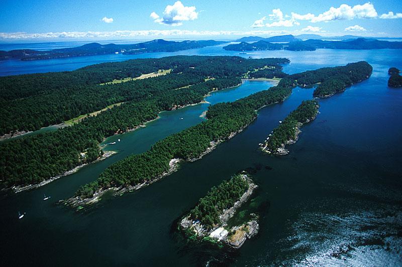 Victoria Falls Live Wallpaper Gulf Islands National Park Reserve Vancouver Island News