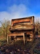 Strathcona Community Gardens Piano