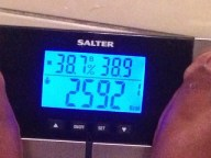 Weigh-In Jan 2014 Base Metabolic Rate