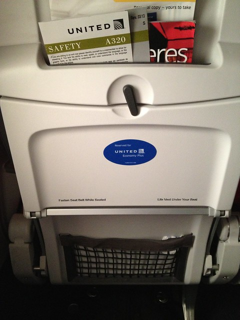 Recaro Slimline Seat 5