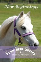 Free Rein Book Covers: New Beginnings #1