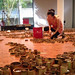 "Yuan installation In progress: Born in Jilin, China, Beili Liu is a multidisciplinary artist whose works have been presented and recognized nationally and internationally.  <a href=""http://www.hawaii.edu/calendar/uh/2014/03/09/21581.html?ed_id=28428"" rel=""nofollow"">www.hawaii.edu/calendar/uh/2014/03/09/21581.html?ed_id=28428</a>"