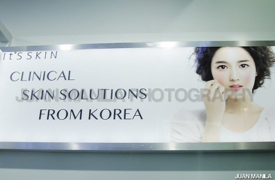 It's Skin brand from Korea.