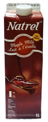 Natrel Maple Milk