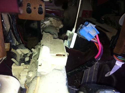 1988-1993 GM Steering Column Removal/Reinstallation - LS1TECH