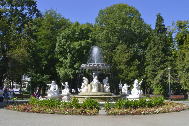 Weekend in Cluj Napoca _ Central Park