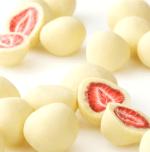 六花亭ストロベリーチョコホワイト箱入