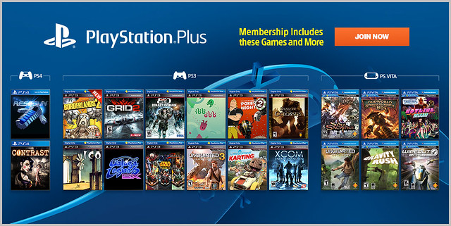 PlayStation Plus Update 12-10-2013