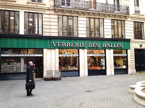Verrerie des Halles in Paris