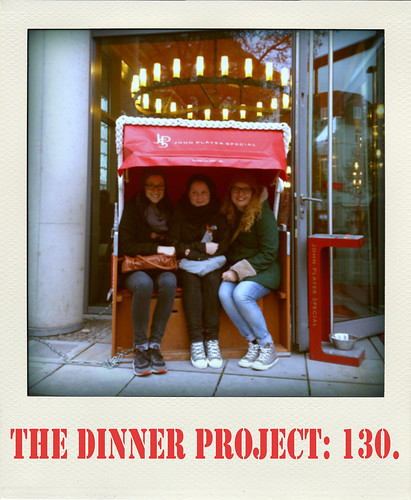 the dinner project: kw 44