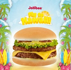 Jollibee Amazing Aloha Fly To Hawaii