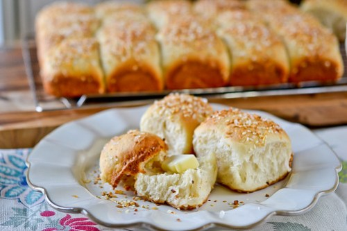 Everything Parker House Rolls-15