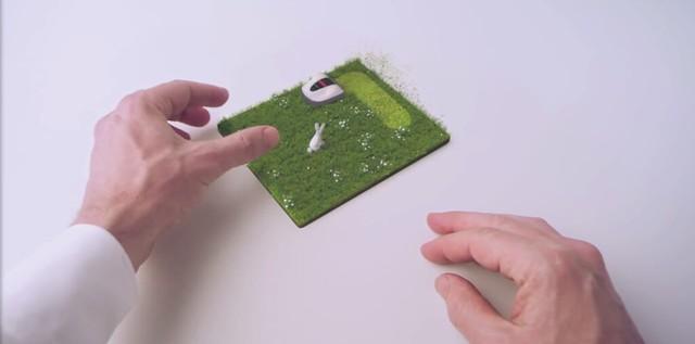 HONDA DESIGN GRASS