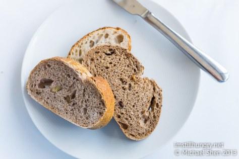 Berowra waters inn, bread