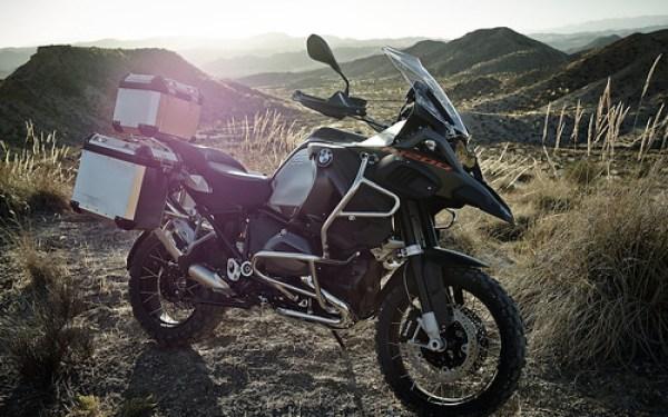 BMW R 1200 GS Adventure acion 56